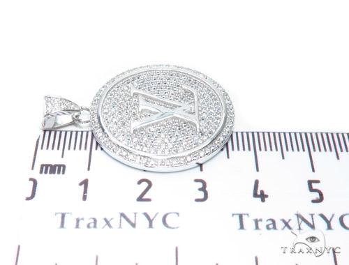 Sterling Silver Pendant 42878 Metal
