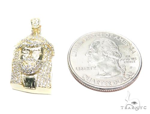 Sterling Silver Pendant 42895 Metal