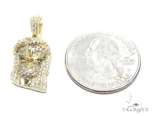 Sterling Silver Pendant 42942 Metal