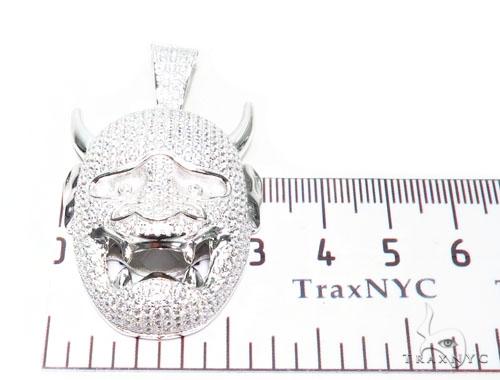 Sullivan Sterling Silver Pendant 41256 Metal