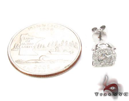 Surround Diamond Earrings 3 Style