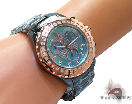 Techno Master Diamond Ladies Watch TM-2136 Techno Master
