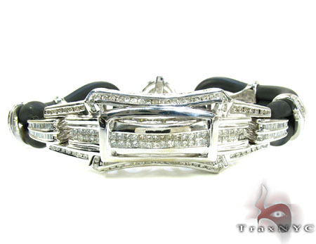 Tough Man Diamond Bracelet Mens Diamond Bracelets