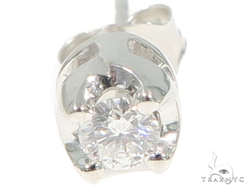 VS2 Diamond Stud Earrings 49432 Stone