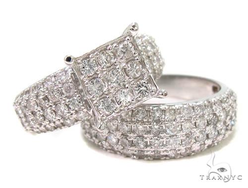 WG Sophia Wedding Ring Set Engagement