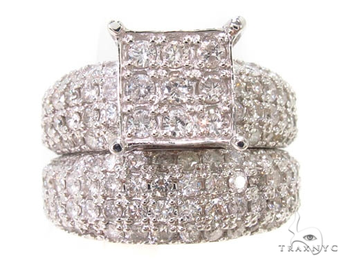 WG Sophia Wedding Ring Set Engagement
