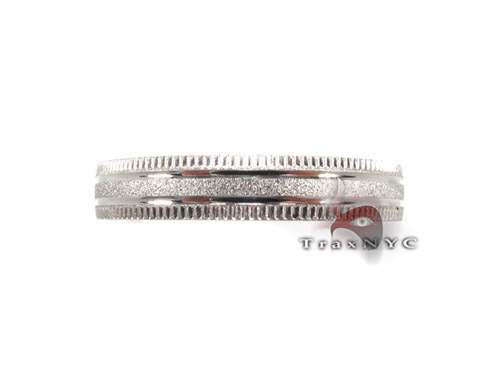 White Gold Sand Band 4 Style