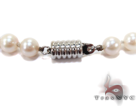White Pearl Necklace 20 Inches Pearl