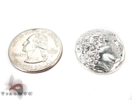 Sterling Silver Coin Metal