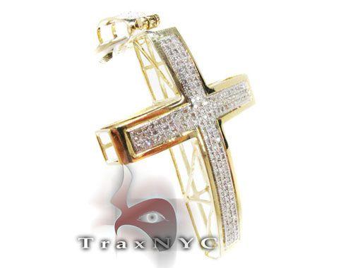 YG Junior Cross Diamond