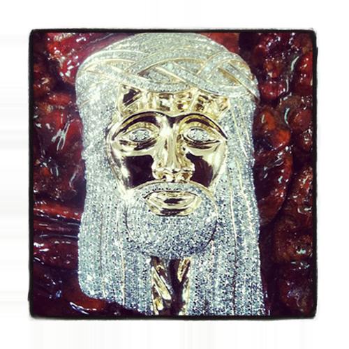 YG Super Solid Jesus Piece Metal