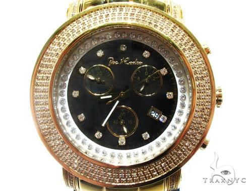 Yellow Mini 3 Row Junior Bezel Watch Accessories