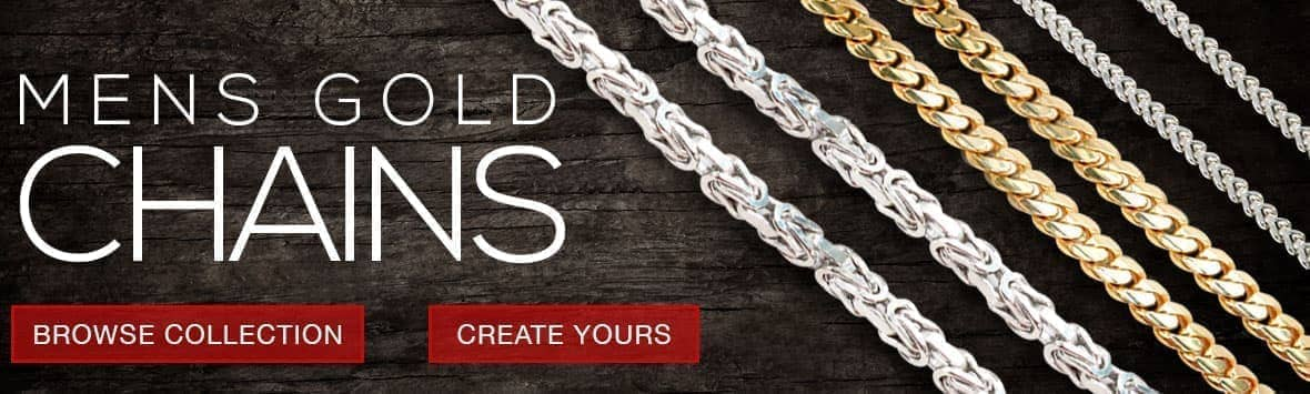 Mens Gold Chains