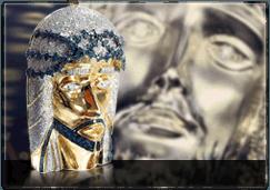 Diamond Jesus Piece
