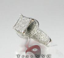 Collar Ring Diamond Wedding Rings