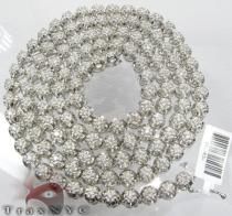 Mini PR Chain 30 Inches, 7mm, 76 Grams Diamond Chains