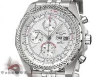 Breitling Bentley Special Edition White Dial Watch ブライトリング Breitling