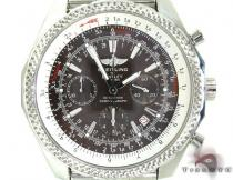 Breitling Bentley Special Edition Black Dial Watch ブライトリング Breitling