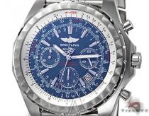 Breitling Bentley Special Edition Blue Dial Watch ブライトリング Breitling
