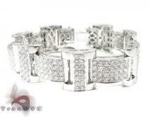 Bisou Bracelet メンズ ダイヤモンド ブレスレット