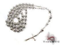 Medieval Rosary Beads ダイヤモンド ロザリオ チェーン