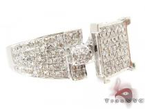 Diamond Encounter Ring Diamond Wedding Rings