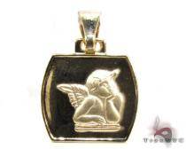 Angel Pendant Metal