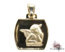 Angel Pendant Metal