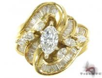 Bluff Ring ダイヤモンド 婚約 結婚指輪