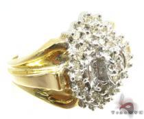Ladies Crystal Ring レディース ダイヤモンド リング