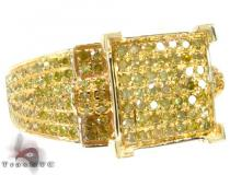 Canary Compton Ring Colored Diamond Rings