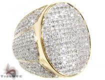 YG Missile Ring Mens Diamond Rings