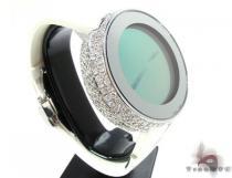 Fully Iced Digital White Super Gucci Watch おすすめ時計