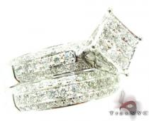 WG Martha Wedding Ring Set 結婚指輪 ダイヤモンド セット