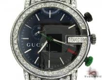 Fully Iced Gucci Watch Gucci グッチ