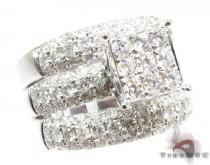 WG Hannah Wedding Ring Set Diamond Wedding Sets