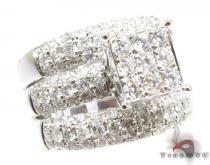 WG Hannah Wedding Ring Set 結婚指輪 ダイヤモンド セット