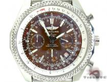 Breitling Bentley Special Edition Copper Dial Watch 669 - A2536212/Q502 ブライトリング Breitling