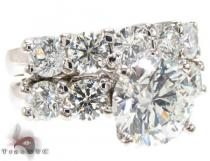 Illusion Ring ダイヤモンド 婚約 結婚指輪
