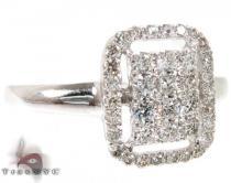 WG Rodeo Ring ダイヤモンド 婚約 結婚指輪
