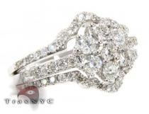 WG Robertson Ring Diamond Wedding Sets