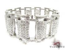 Rodeo Bracelet メンズ ダイヤモンド ブレスレット