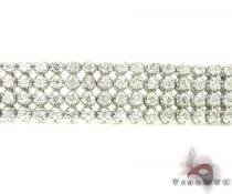 Ladies 4 Row Toni Bracelet Diamond