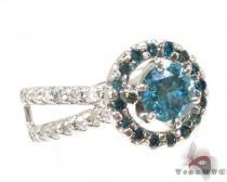 Diamante Ocean Ring カラー ダイヤモンド リング