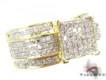 Ladies Chrystler Ring Diamond Wedding Rings