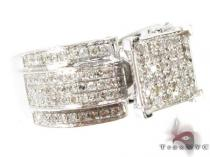 Aida Ring Diamond Wedding Rings