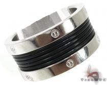 Rambo Stainless Steel Ring Metal