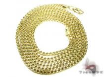 10K Franco Chain 26 Inches 2mm 6.02 Grams Gold