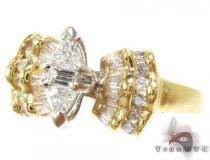 Ladies Bow Tie Ring Cheap Engagement Rings