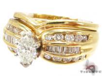 Aglaya Ring 結婚指輪 ダイヤモンド セット